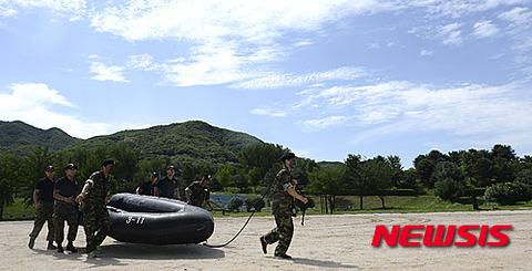 イジメの対象ができて大喜びのバ韓国軍