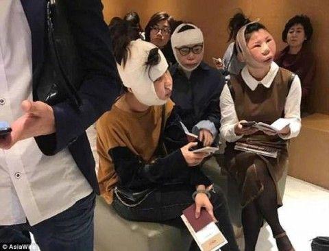 バ韓国の整形技術は世界最低レベル