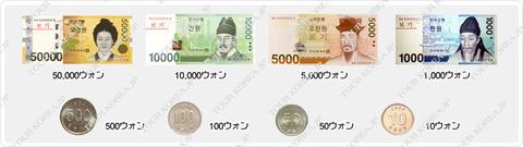 チョンの貨幣