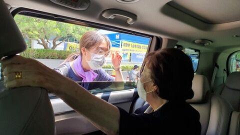 バ韓国の偽証婆、金のためならなんでもする