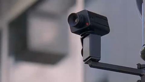 フィリピンの屑チョン狩りに備えて監視カメラ設置
