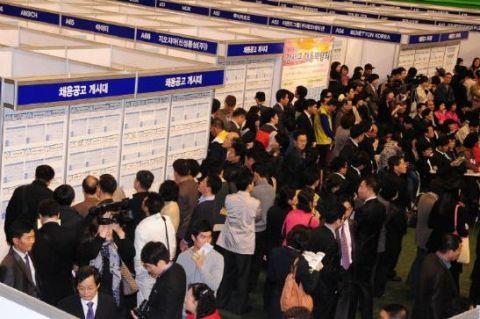 失業率が最悪となったバ韓国
