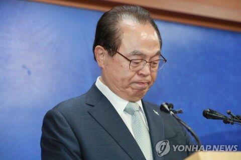 バ韓国・釜山市長がセクハラで辞任