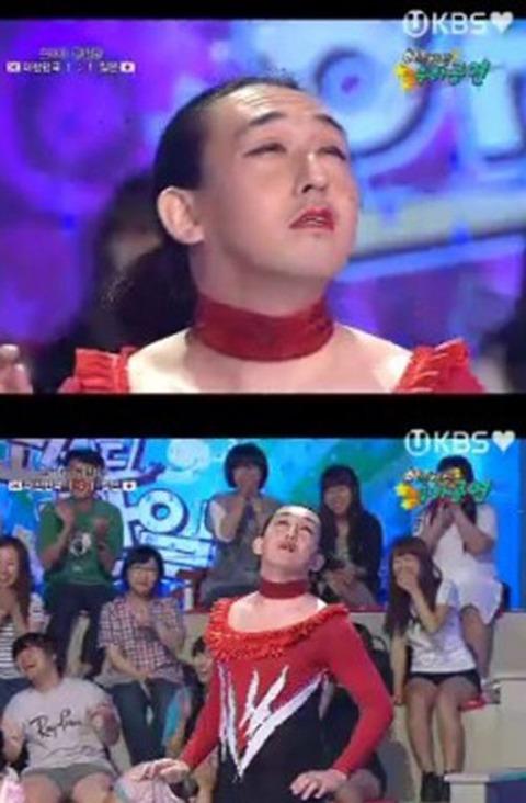 浅田真央を侮辱する韓国のお笑い番組