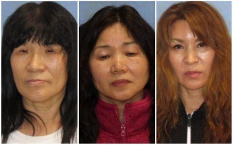 米国で日本人のフリして売春してたバ韓国塵ども