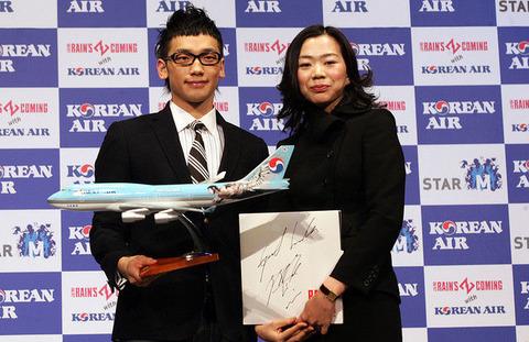 日本で顧客満足度1位を獲得している大便航空
