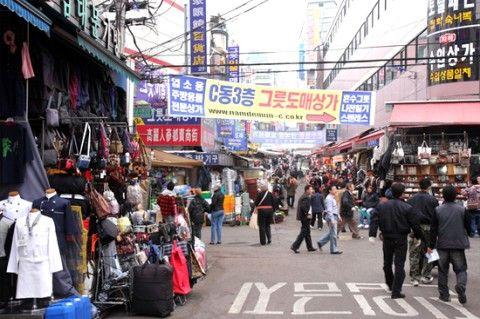 外国人移住者が急増中のバ韓国