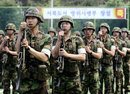 バ韓国で新たな兵役逃れの方法が誕生