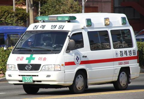 救急車に道を譲っただけで大ニュースになるバ韓国