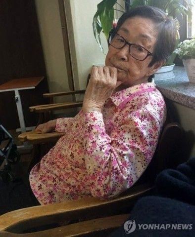バ韓国の追軍売春婦がまた1匹死亡