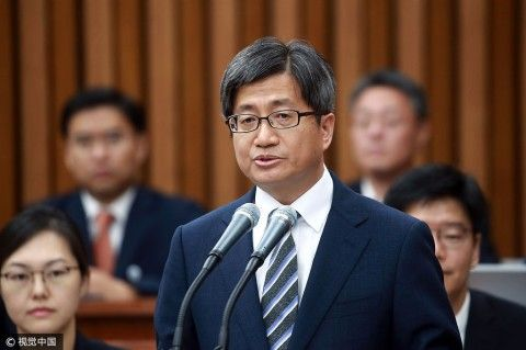 バ韓国最高裁の長官が襲われる!