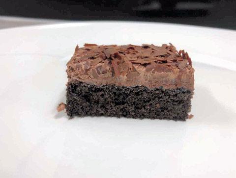 バ韓国のチョコケーキにサルモネラ菌