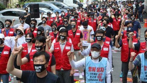 バ韓国で大量の失業者発生ww