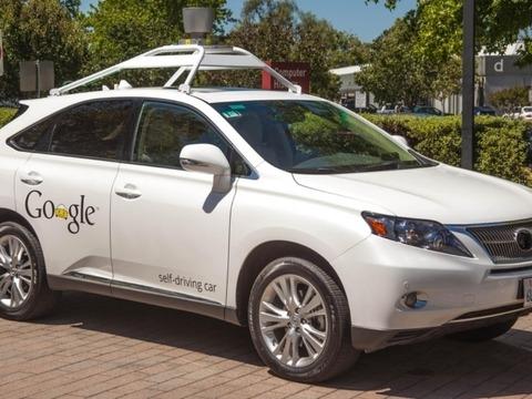 Googleの自動運転車を丸パクリするつもりの屑チョンども