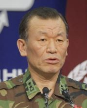 元韓国陸軍の申第1軍司令官