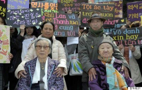 70代以上の売春婦が大勢いるのがバ韓国
