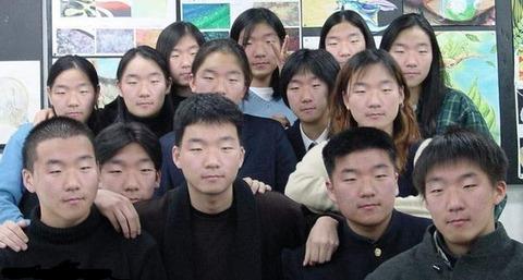 世界一醜い民族、それが韓国塵