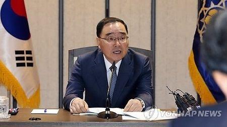結局留任することになったバ韓国のチョン首相