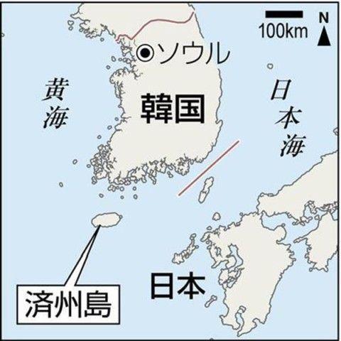 バ韓国の近海は糞尿まみれ