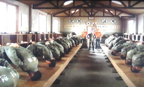 バ韓国軍の訓練は実戦でまったく役立たずです