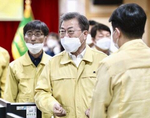 バ韓国ソウルで大邱コロナ感染者が倍増中