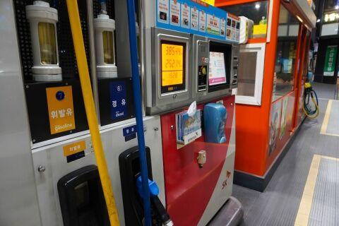 バ韓国でニセ軽油による事故多発中