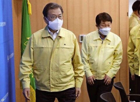 無策で国民を殺しまくるバ韓国・文大統領