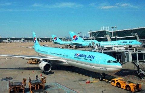 空飛ぶ棺桶の大韓航空機