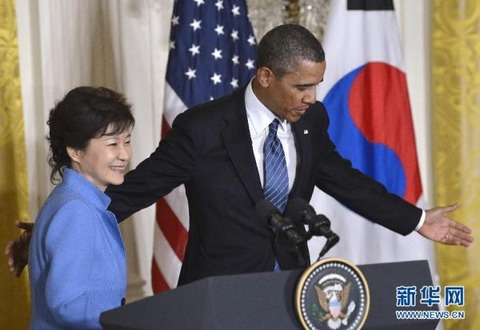 米韓同盟を結びながら中国にすり寄るバ韓国