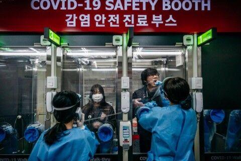 バ韓国の新型コロナ感染が絶賛拡大中! もっと4ね