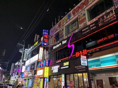 バ韓国で売春を強要される外国人女性が急増中!
