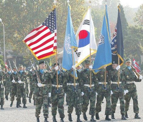 アメリカ人の多くが在韓米軍の駐留に賛成