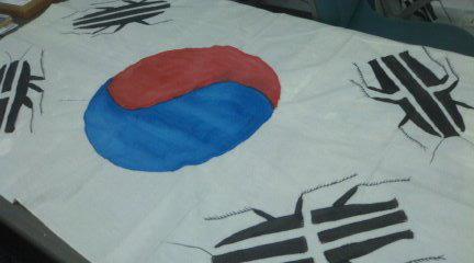 ゴキブリ国旗が相応しいゴミ民族・韓国塵
