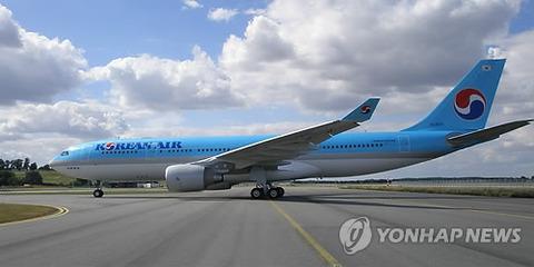 空飛ぶ棺桶でしかない大韓航空の旅客機