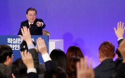 任期終了後に逮捕されるのが確実なバ韓国・文大統領