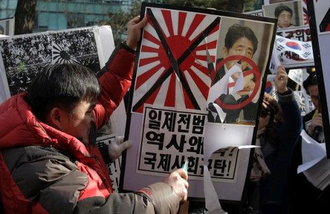 反日キチガイのくせに日本に来たがるバ韓国塵ども
