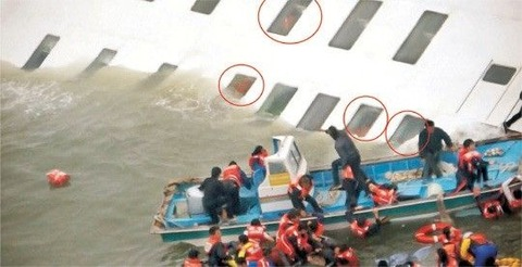 面倒くさい場所の被害者をガン無視する韓国の海洋警察wwww
