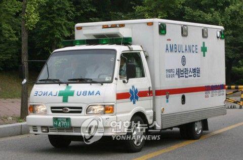 救急隊員に暴行を働くのがバ韓国流