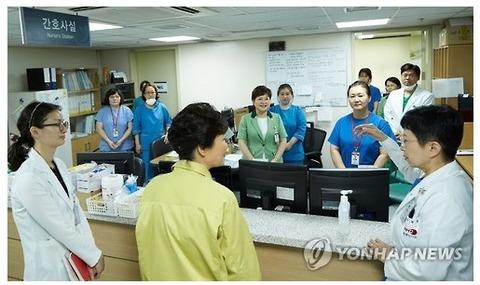 MERSウイルスに蹂躙されるだけのバ韓国