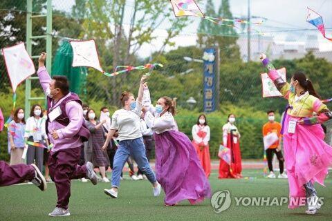バ韓国に留学するのはキチガイの証