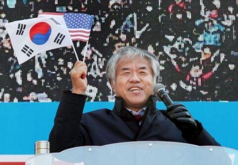 前科持ちのバ韓国の牧師・チョン