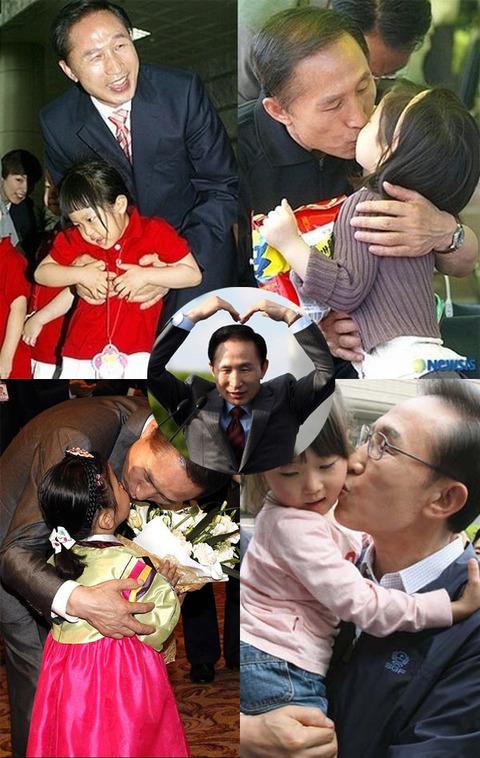 大統領になればロリコン犯罪し放題のバ韓国