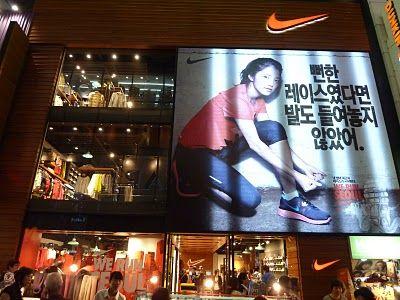 ナイキが韓国メーカーだと信じてる韓国人が多いみたいですね