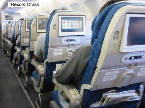 空調が故障したまま運航するのがバ韓国の航空機