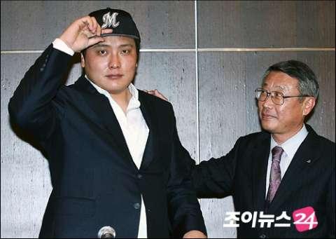 WBC敗退が決定したバ韓国の主力打者キム・テギュン