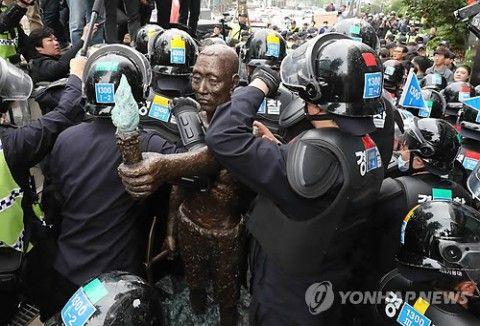 バ韓国塵同士で本気で殺しあってください