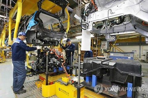 バ韓国の自動車業界、ドミノ倒産まで秒読み