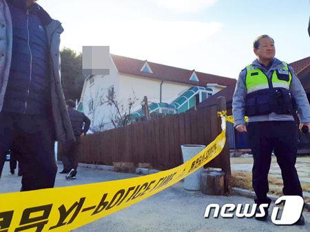 バ韓国のペンションで高校生3匹が死亡