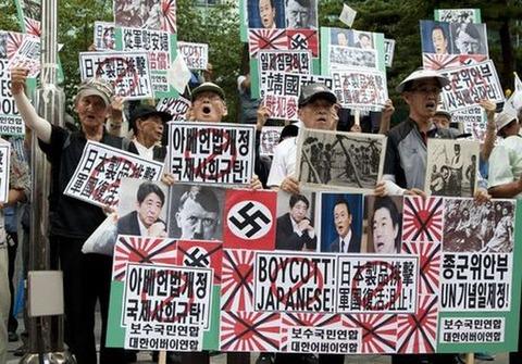 【えっ? たったそれだけ?】バ韓国塵の7割が「日本に好感を持てないニダ!」