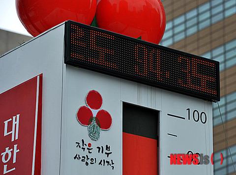 韓国の募金は、関係者のフトコロが潤うだけwwww
